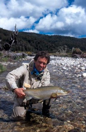 Idaho angling services new zealand flyfishing tours gallery 2 for Silver creek fishing report